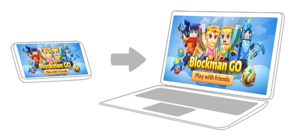 Blockman Go for PC and Mac