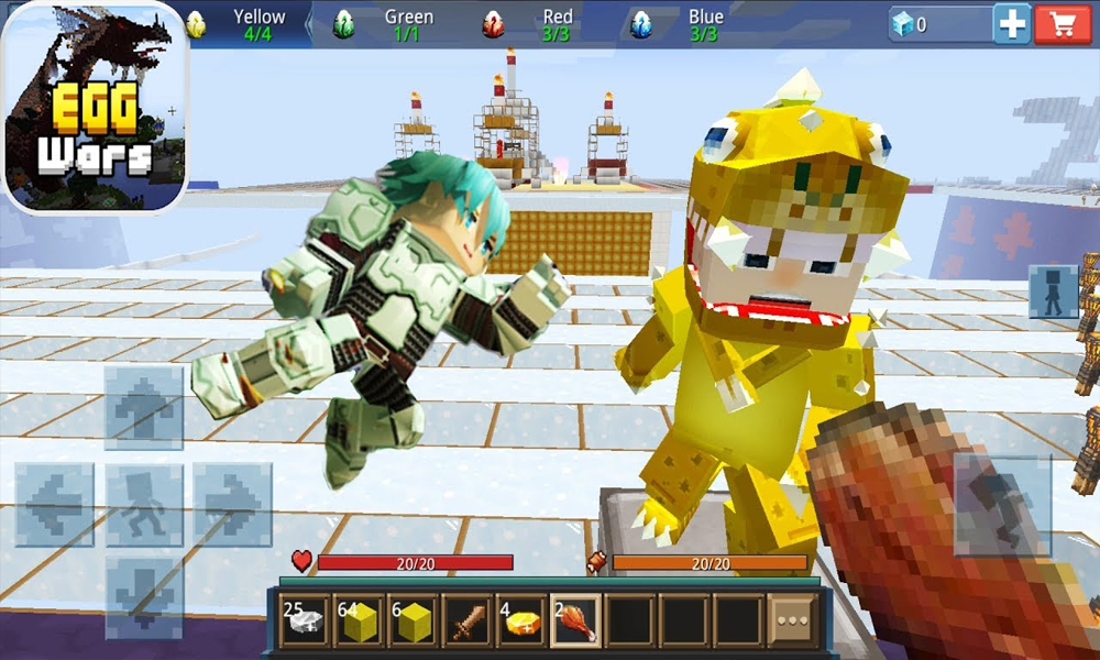 Blockman Go Game Screenshot